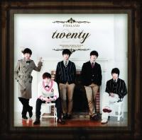 FTISLANDのアルバム『20[twenty]』【ローソン限定盤】