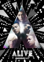BIGBANGのアルバム『ALIVE』DVD(MUSIC VIDEO)付】