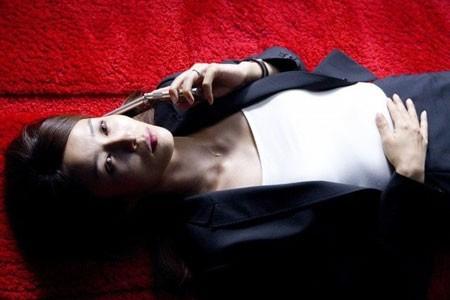 園子温監督『恋の罪』への出演が注目を集めた水野美紀