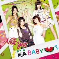 Not yetの4thシングル「西瓜BABY」【通常版Type-C】