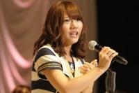 『22ndシングル選抜総選挙』で12位に選ばれたAKB48の高城亜樹