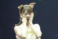 『24thシングル選抜じゃんけん大会』に参加した、AKB48の高城亜樹 (写真:鈴木一なり)