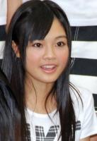西武ドームでお披露目されたHKT48の本村碧唯(もとむら あおい・中2)