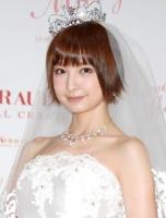 AKB48の篠田麻里子 (C)ORICON NewS inc.