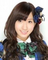 『第4回AKB48選抜総選挙』速報順位 第51位 片山陽加(AKB・A) 得票数:955票