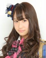 『第4回AKB48選抜総選挙』速報順位 第53位 永尾まりや(AKB・4) 得票数:818票