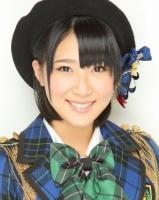 『第4回AKB48選抜総選挙』速報順位 第36位 仲谷明香(AKB・A) 得票数:1348票