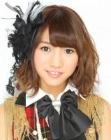『第4回AKB48選抜総選挙』速報順位 第13位 高城亜樹(AKB・A) 得票数:3661票