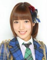 『第4回AKB48選抜総選挙』速報順位 第60位 野中美郷(AKB・K) 得票数:701票