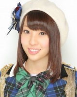『第4回AKB48選抜総選挙』速報順位 第41位 藤江れいな(AKB・K) 得票数:1166票