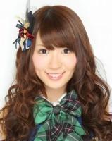 『第4回AKB48選抜総選挙』速報順位 第61位 菊地あやか(AKB・K) 得票数:653票