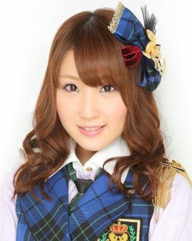 『第4回AKB48選抜総選挙』速報順位 第40位 中田ちさと(AKB・A) 得票数:1188票