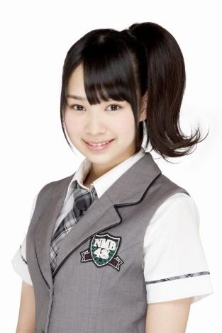 『第4回AKB48選抜総選挙』速報順位 第31位 小笠原茉由(NMB・N) 得票数:1746票