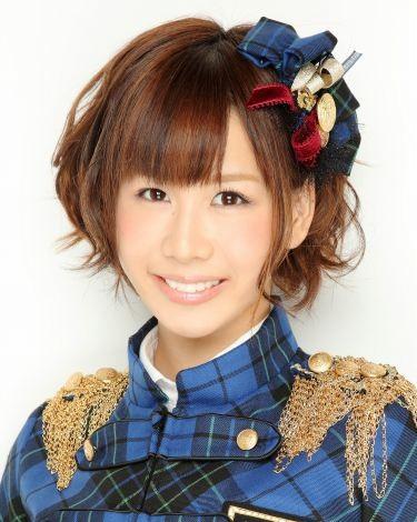 『第4回AKB48選抜総選挙』速報順位 第50位 大家志津香(AKB・A) 得票数:964票