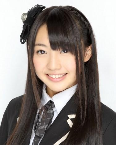 『第4回AKB48選抜総選挙』速報順位 第35位 木崎ゆりあ(SKE・S) 得票数:1624票