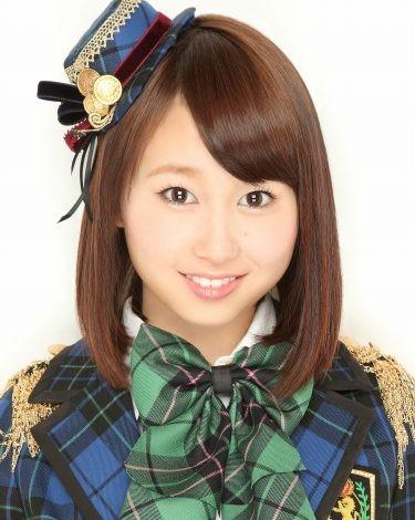 『第4回AKB48選抜総選挙』速報順位 第43位 小林香菜(AKB・B) 得票数:1110票