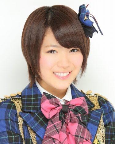 『第4回AKB48選抜総選挙』速報順位 第47位 山内鈴蘭(AKB・4) 得票数:988票