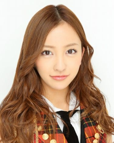 『第4回AKB48選抜総選挙』速報順位 第9位 板野友美(AKB・K) 得票数:6595票