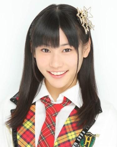 『第4回AKB48選抜総選挙』速報順位 第62位 江藤彩也香(HKT・研) 得票数:641票