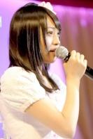 『第4回AKB48選抜総選挙』<br>31位 木崎ゆりあ(SKE・S) 得票数:10554票<br>私は掛け算も割り算もあぶないんですけど、今日皆さんから頂いた感謝の気持ちだけは忘れないでこれからも頑張ります!