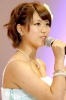 『第4回AKB48選抜総選挙』<br>54位 山内鈴蘭(AKB・4) 得票数:6027票<br>速報47位から下がってしまったけど入れたことに感謝している。これからも自分らしくアイドルゴルファーを目指していきたい。