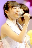 """『第4回AKB48選抜総選挙』<br>19位 渡辺美優紀(NMB・N/AKB・B) 得票数:19159票<br>まだまだもっともっと上を目指して""""日本一のアイドル""""になりたいと思います。みなさん一緒に歩いてください!"""