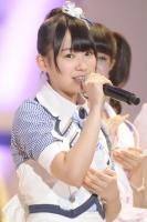 『第4回AKB48選抜総選挙』<br>60位 小笠原茉由(NMB・N) 得票数:5919票<br>夢にまで見たステージに立たせていただいた。これからも小笠原超特急に皆さんを乗せて走っていきたい。