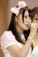 『第4回AKB48選抜総選挙』<br>56位 木本花音(SKE・E) 得票数:5982票<br>このステージに立てて本当にうれしい。でも私の目指すところは選抜メンバー。そこに近づけるようにこれからもがんばる。