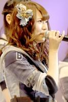 『第4回AKB48選抜総選挙』<br>51位 菊地あやか(AKB・K) 得票数:6185票<br>今まで1回も(選抜に)入ったことがなくてホントに悔しくて…。正直、今の順位には満足してません。これからも上に上に這い上がっていきたいと思います!!