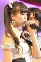 『第4回AKB48選抜総選挙』<br>61位 佐藤すみれ(AKB・B) 得票数:5706票<br>速報では圏外で悔しかったんですけど、入れてよかったです!(前回から)30位位下がって、自分のダメたところが出てしまったと思います。
