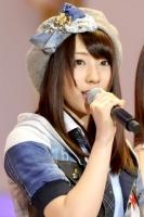 『第4回AKB48選抜総選挙』<br>40位 藤江れいな(AKB・K) 得票数:7782票<br>3年続けてこのステージに立てていることが幸せ。2年続けて40位。票数が増えてうれしい。自分らしさを忘れずに一歩一歩進んでいきたい。