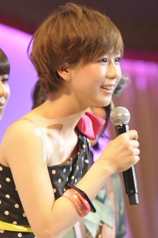『第4回AKB48選抜総選挙』<br>59位 大家志津香(AKB・A) 得票数:5933票<br>私は順位とか気にしない。この先伸びそうだからいいよね(笑)。私はこの先バラエティで生きていくので頑張りマース!