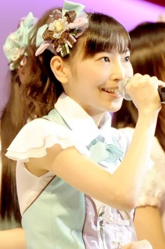 『第4回AKB48選抜総選挙』<br>27位 大矢真那(SKE・S) 得票数:12142票<br>この1年は今までで一番充実していました。昨日よりも今日の私が好きでありたい。今日よりも明日の私が好きでありたい…そんな私に育ててくれました!
