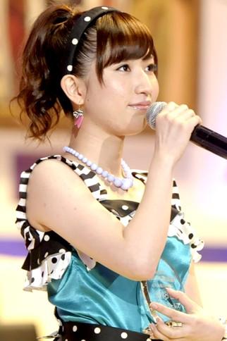 『第4回AKB48選抜総選挙』<br>48位 片山陽加(AKB・A) 得票数:6602票<br>どうしたらもっと知ってもらえるんだろうと自分なりに必死に考えてがんばってきた。もっと愛される魅力的な女性になる。