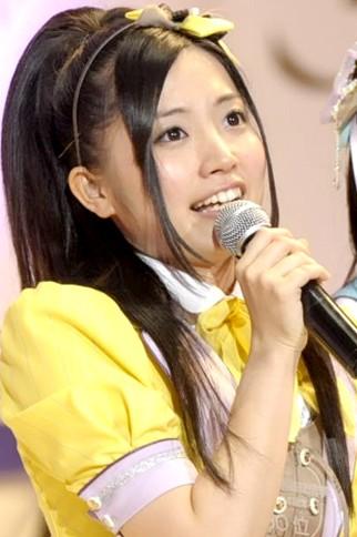 『第4回AKB48選抜総選挙』<br>30位 古川愛李(SKE・KII) 得票数:11179票<br>今まで総選挙は見送る側だったけど今回はステージに立つことができた。これから古川のビートを刻んでいきたい。