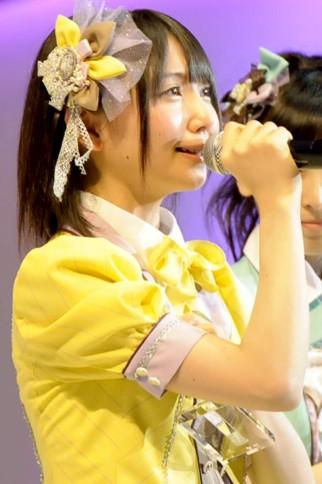 『第4回AKB48選抜総選挙』<br>25位 秦佐和子(SKE・KII) 得票数:13920票<br>237人も女の子がいる中で私を選んで頂いてのはとても嬉しい事です。これからも自分の夢を真っ直ぐ追っていきたいと思います。