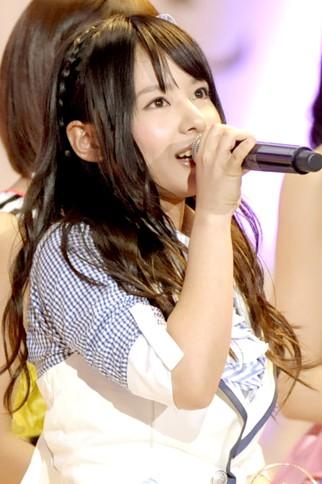 『第4回AKB48選抜総選挙』<br>46位 山田菜々(NMB・N) 得票数:6683票<br>40位以内という目標は叶わなかったけど、今まで以上に皆さんの前に立てる機会が増えるようにこれからも成長していきたい。