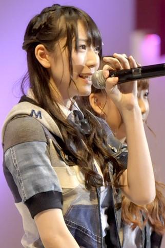 『第4回AKB48選抜総選挙』<br>53位 松井咲子(AKB・K) 得票数:6058票<br>速報ではランクインしてなくて、本当に悔しくて毎日眠れなくて…。またこのステージに立ちたいと思っていました! 本当に嬉しく思います!!