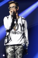 『BIGBANG ALIVE TOUR 2012 IN JAPAN』のT.O.P