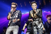 『BIGBANG ALIVE TOUR 2012 IN JAPAN』のGD&TOP