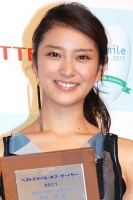 2012年上半期ブレイク女優ランキング 2位 武井咲
