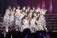 『第1回ゆび祭り〜アイドル臨時総会〜』での乃木坂46
