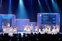 私立恵比寿中学 1stコンサート『じゃあ・ベストテン』の模様