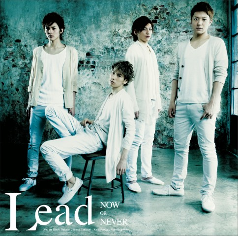 Leadのアルバム『NOW OR NEVER』【初回盤C】