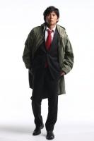織田裕二 映画『踊る大捜査線 THE FINAL 新たなる希望』インタビュー(写真:片山よしお)<br>⇒