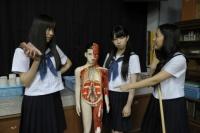 SKE48主演ドラマ『学校の怪談』 第5話『人体模型』より