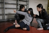 SKE48主演ドラマ『学校の怪談』 木崎ゆりあ主演『廃校の撮影』より