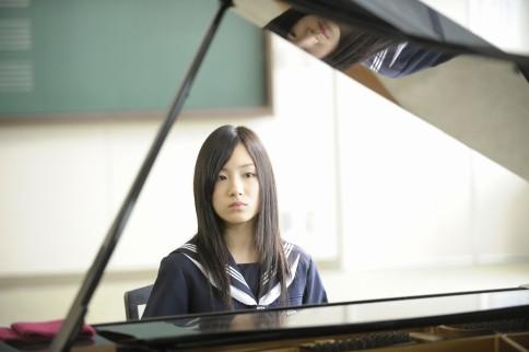 SKE48主演ドラマ『学校の怪談』 第6話『別れの曲』より