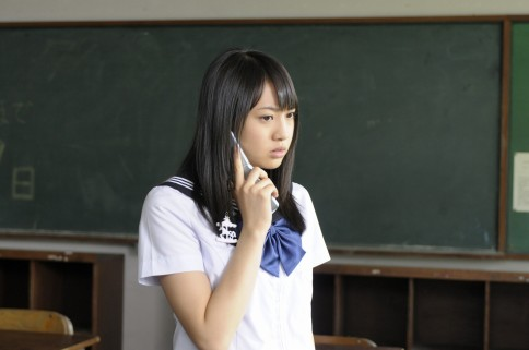 SKE48主演ドラマ『学校の怪談』 木崎ゆりあ主演『メリーさん』(第8話)より