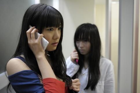 SKE48主演ドラマ『学校の怪談』 『2号館のトイレ』より